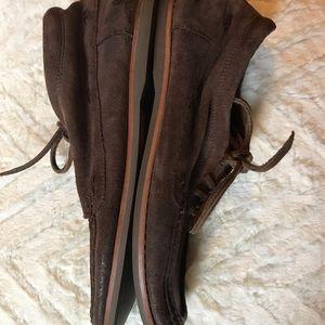 Frye Shoes - Frye brown  Moccasins